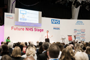 Jeremy Hunt at NHS Expo 2015