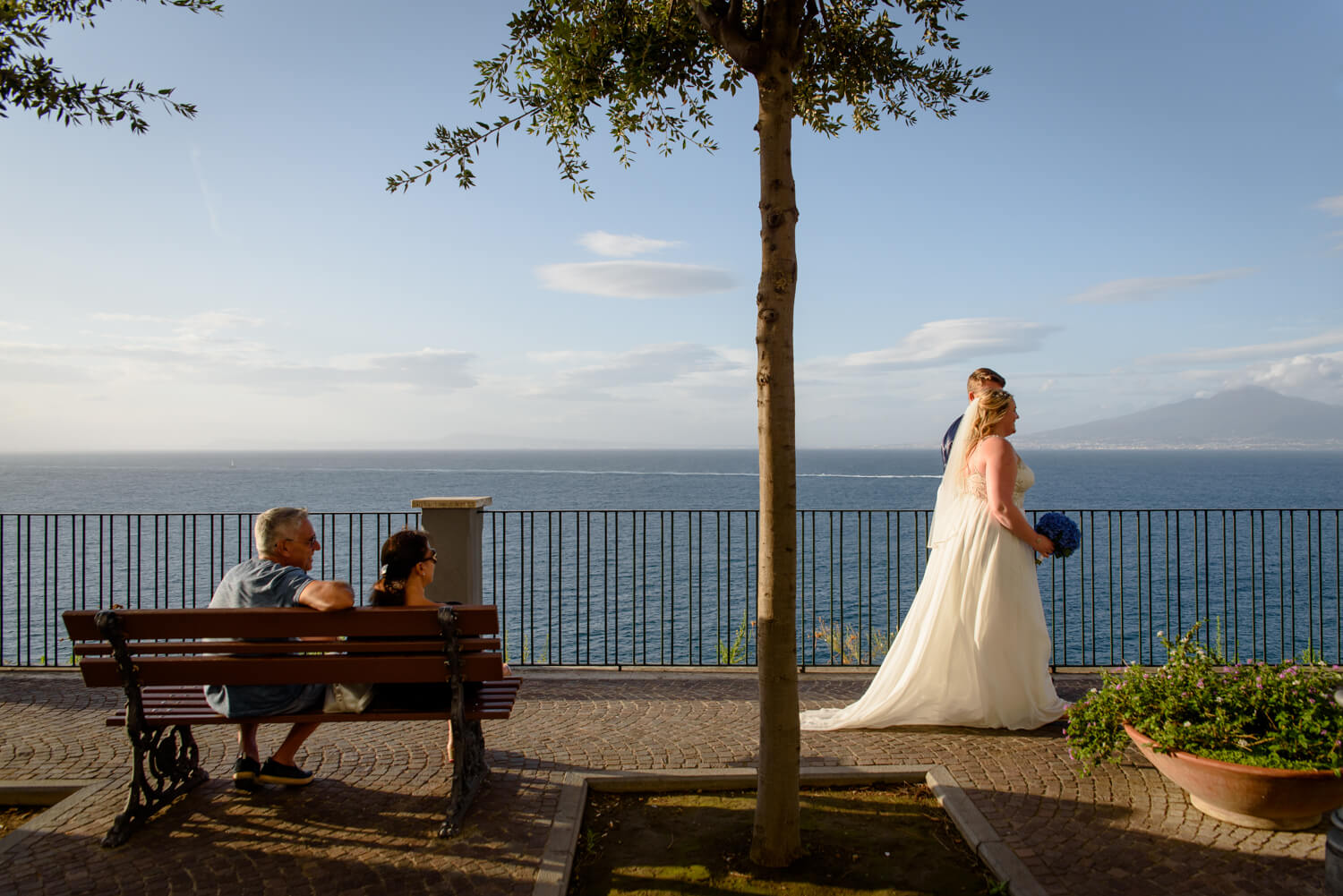 Wedding abroad in Sorrento Italy