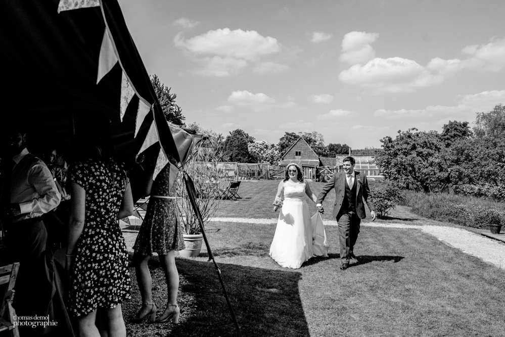 Tipi wedding at Talton Lodge