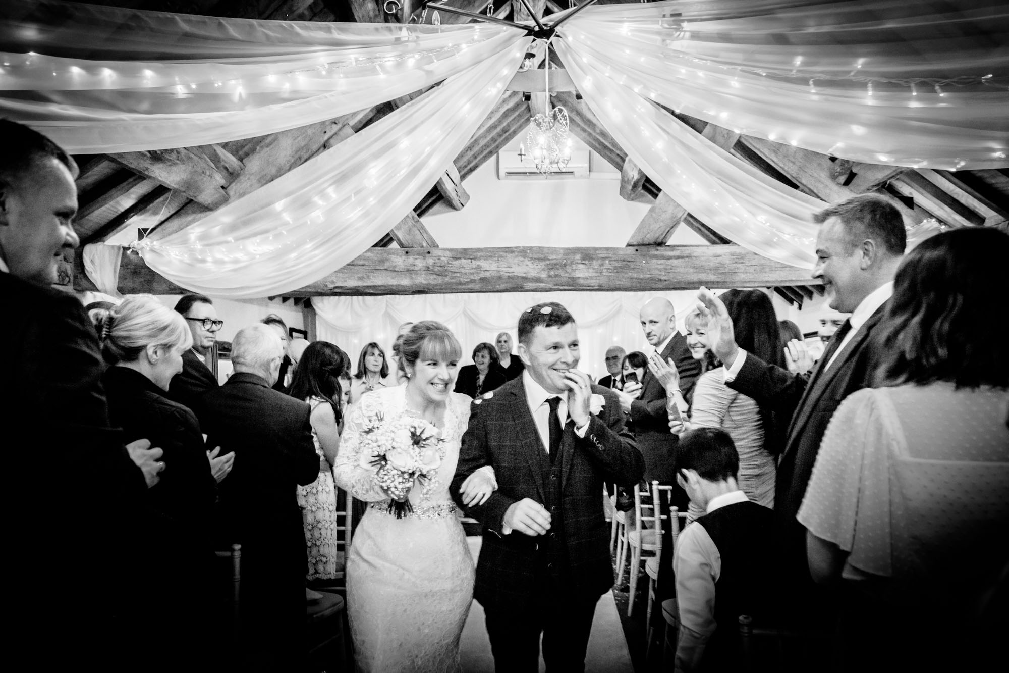 Hyde bank farm wedding